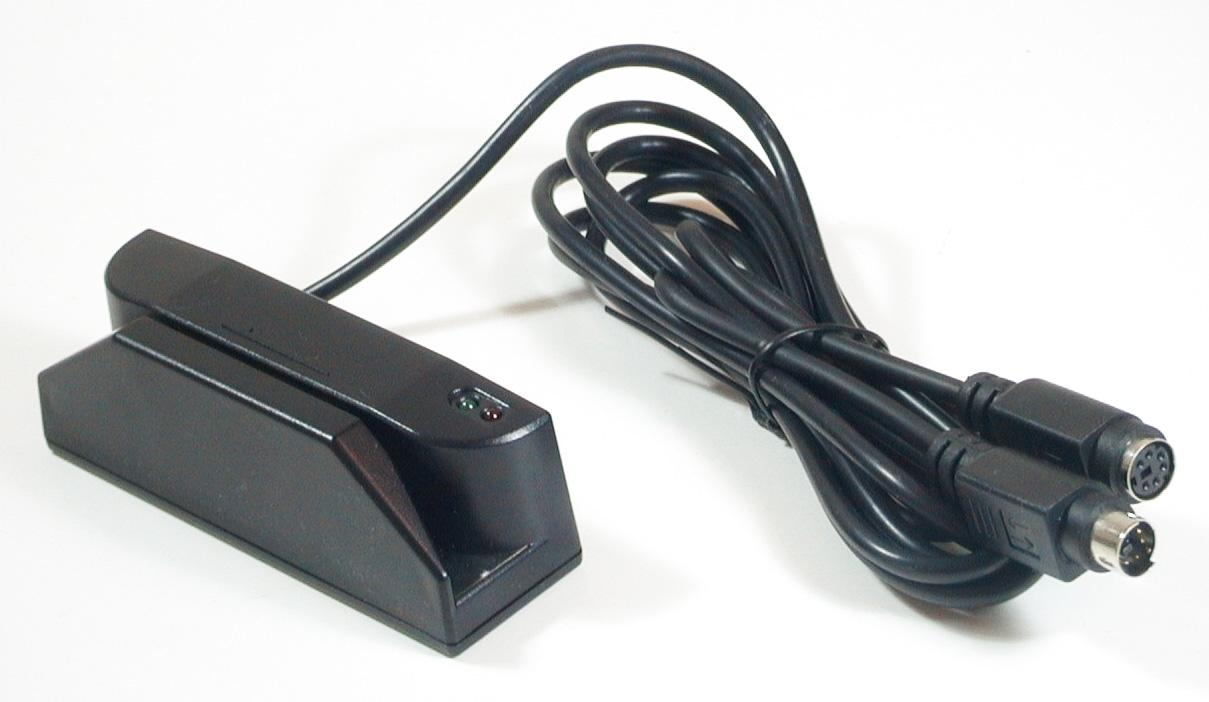 magstripe card reader serial