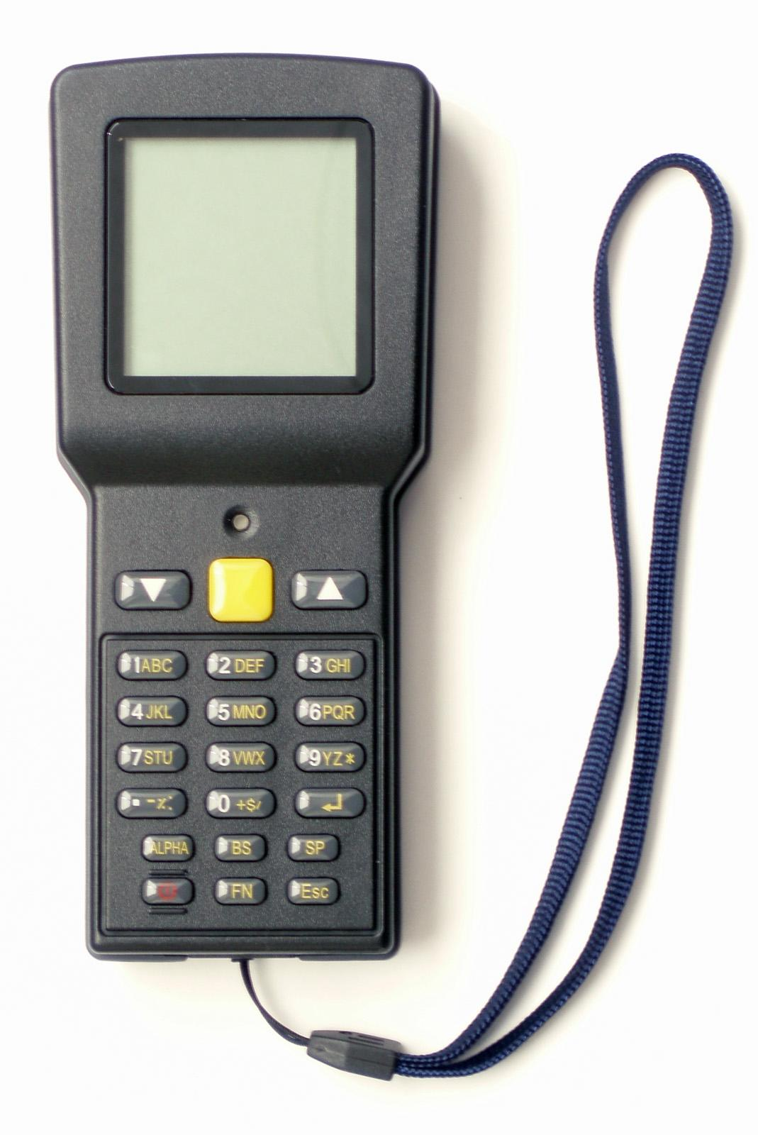 fametech bcp 7000 scanner
